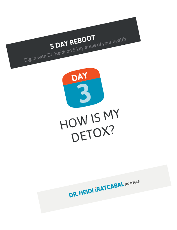 5 Day Reboot: Day 3, How is my detox?