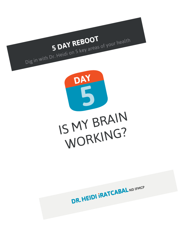 5 Day Reboot: Day 5, Is my brain working?