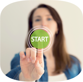 Start at the beginning - Dr. Heidi helps clients find the root cause symptoms for their current health challenges